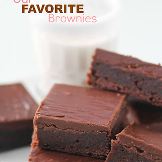 My Favorite Brownies