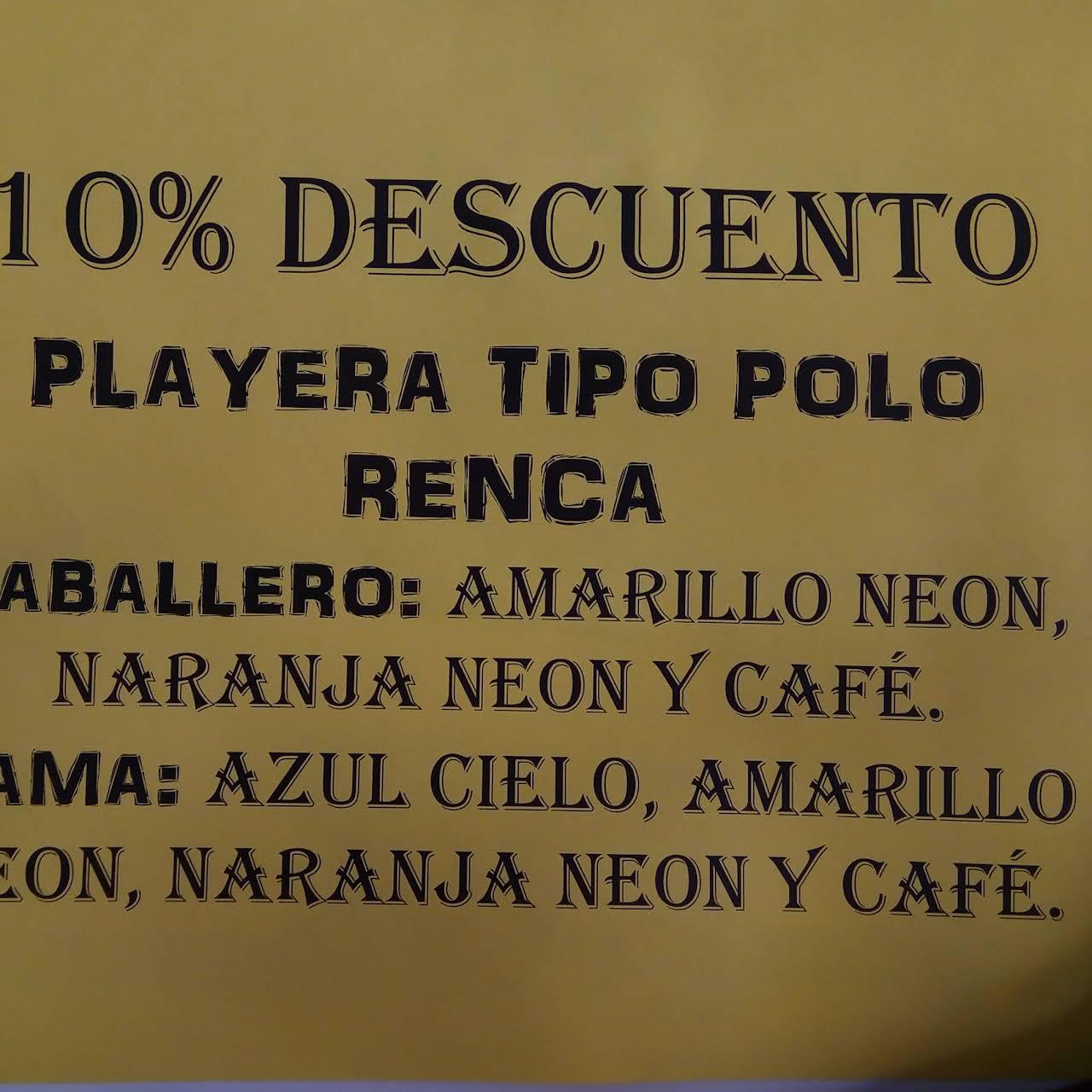 Renca Sa De Cv - Tienda de ropa en Chihuahua 0b015493fb565