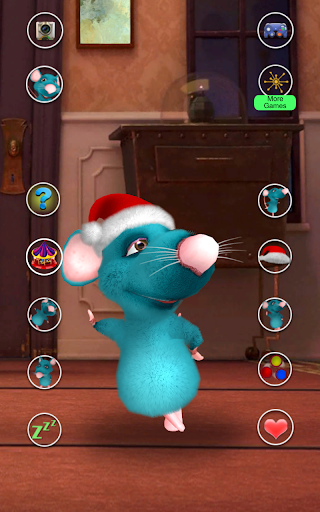 Talking Chef Mouse 1.1.1 screenshots 10