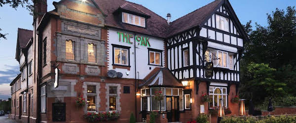 The Royal Oak Hotel and Restaurant