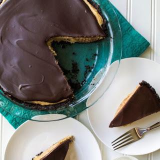 No Bake Chocolate Peanut Butter Pie Recipe