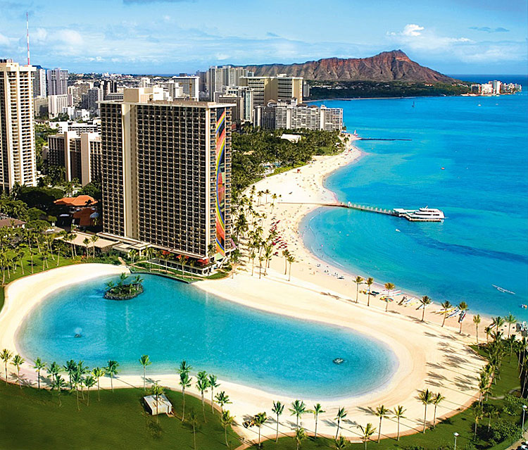 The Aston Waikiki Beach Hotel in Honolulu is one of 400,000 hotels and resorts with special rates that travelers can access through the Travel Lovers Rewards Club.