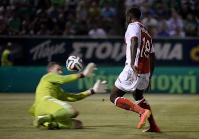 Mbombo marque contre Gillet mais perd