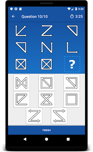 Progressions - Logic Puzzle and Raven Matrices screenshot 4