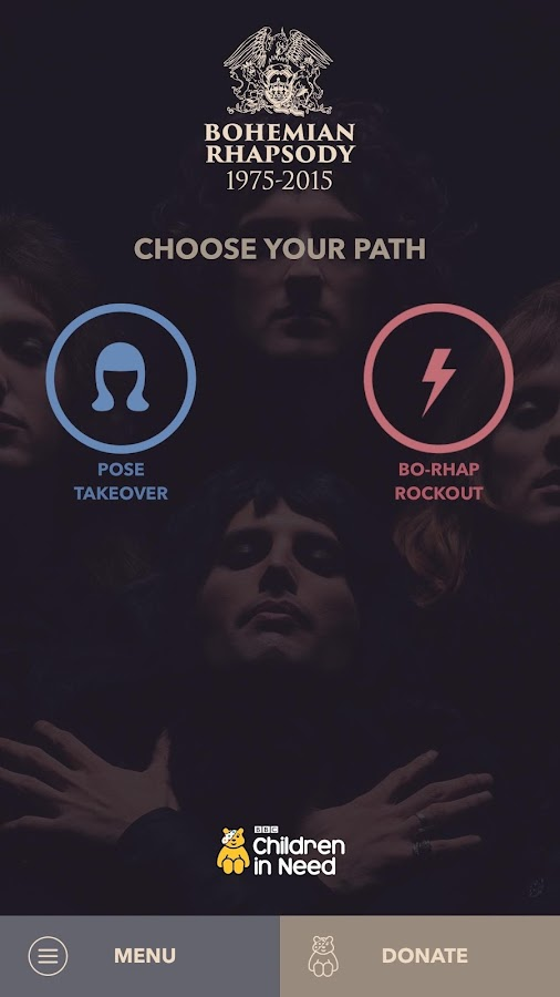 Queen 40 yrs Bohemian Rhapsody- screenshot