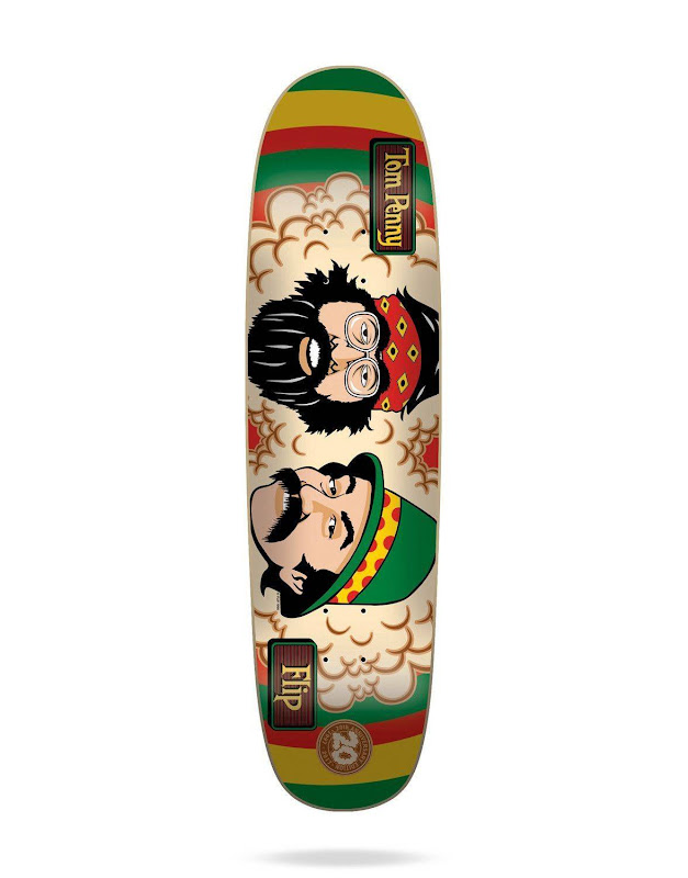 FLIP - TOM PENNY TOMS FRIEND 20TH ANNIVERSARY RASTA 7.94