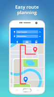 screenshot of Navigation & Maps : shortcut