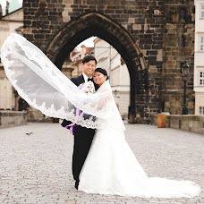 Wedding photographer Daniela Lišková (danielaliskova). Photo of 16.09.2016