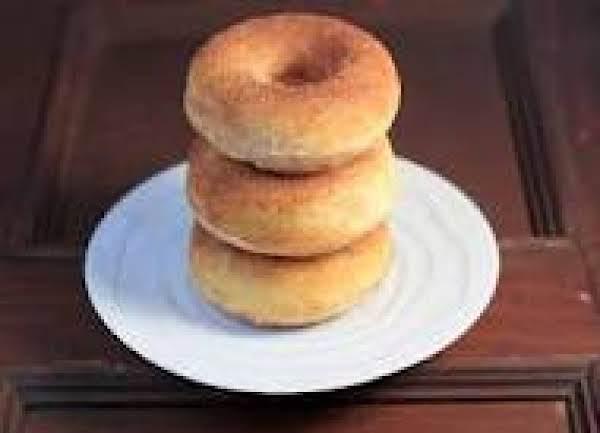Baked Cake Doughnuts Recipe