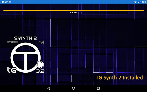 Caustic 3.2 Synth Pack 2- screenshot thumbnail