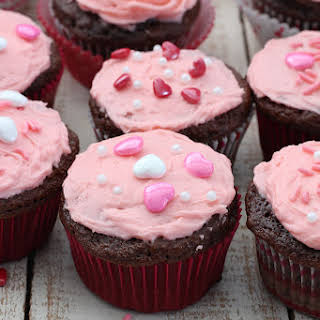 Chocolate Cup Cakes.