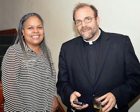 Photo: Kimberly Peaks and Charles Pope