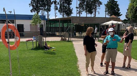 Níjar actualiza las piscinas municipales de la Villa, Campohermoso y San Isidro