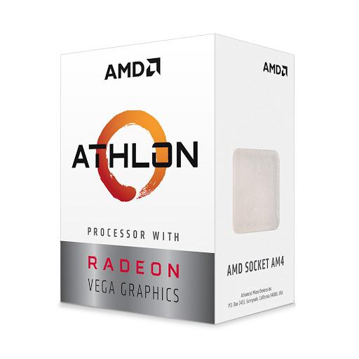 Bộ vi xử lý/ CPU AMD Athlon 200GE (3.2GHz)