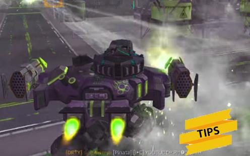 Guide War Robots - náhled