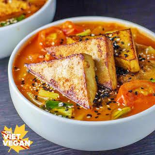 Soup Vegan Spicy Recipes.