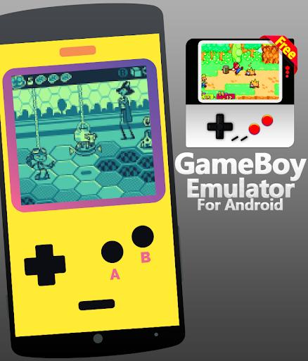 Classic GB Emulator [ Emulator For GameBoy Games ] GBA_EMULATOR_12102018 screenshots 1