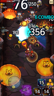 Wonder Knights VIP : Retro Shooter RPG game (apk) free download for Android/PC/Windows screenshot