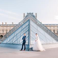 Wedding photographer Lena Kos (Pariswed). Photo of 06.09.2018