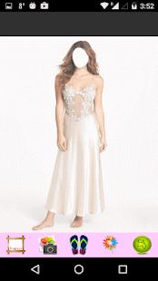 Nightwear Photo Montage - náhled
