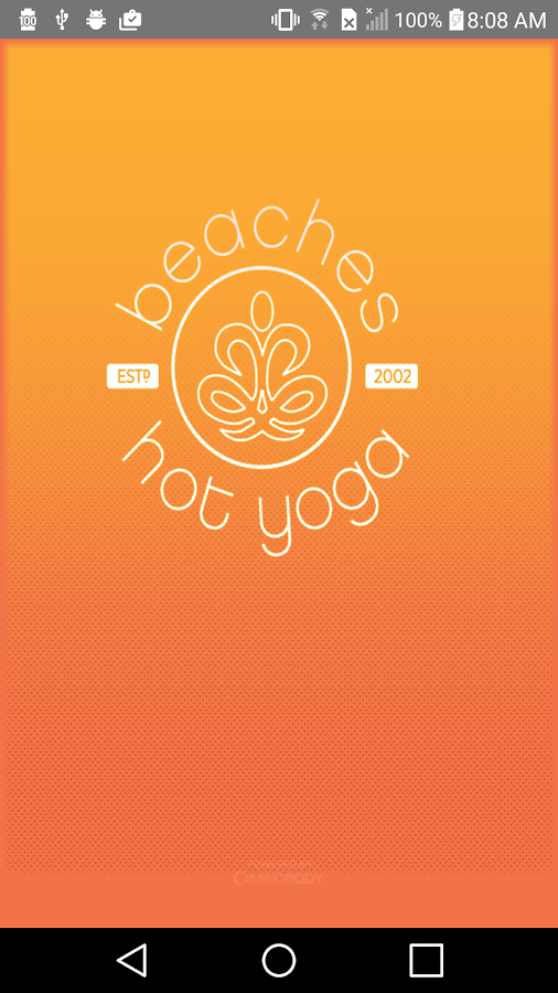 Beaches Hot Yoga- screenshot