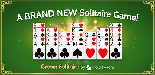Crown Solitaire A New Puzzle Solitaire Card Game Apps On Google Play