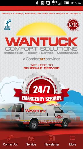 Wantuck Comfort Solutions Inc.