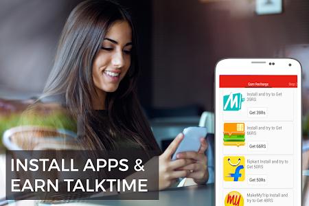 Free Recharge App - Earn 250Rs 0.9 screenshot 513299
