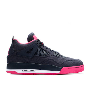 Nike Air Jordan 4 Retro GS 'Denim'