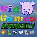 Collection Kid Games - Funny Animals icon