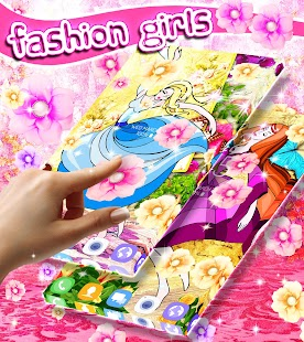 Fashion girls live wallpaper - náhled