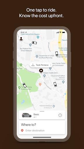 MyCar Passenger screenshot