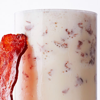 Candied Bacon Milkshake