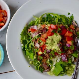 Easy Southwest Burrito Bowl