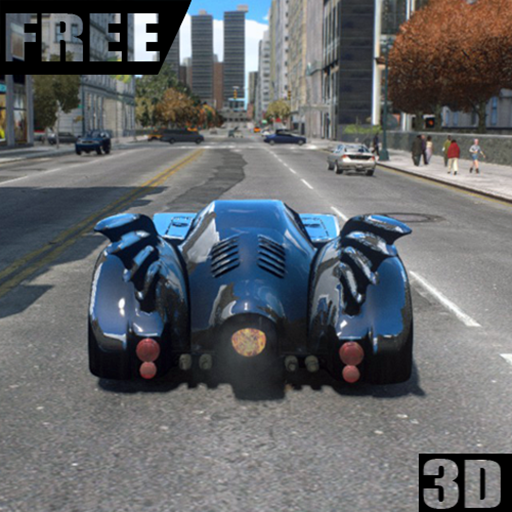 Driving The Batmobile