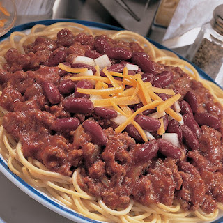 Quick & Easy Cincinnati Chili.
