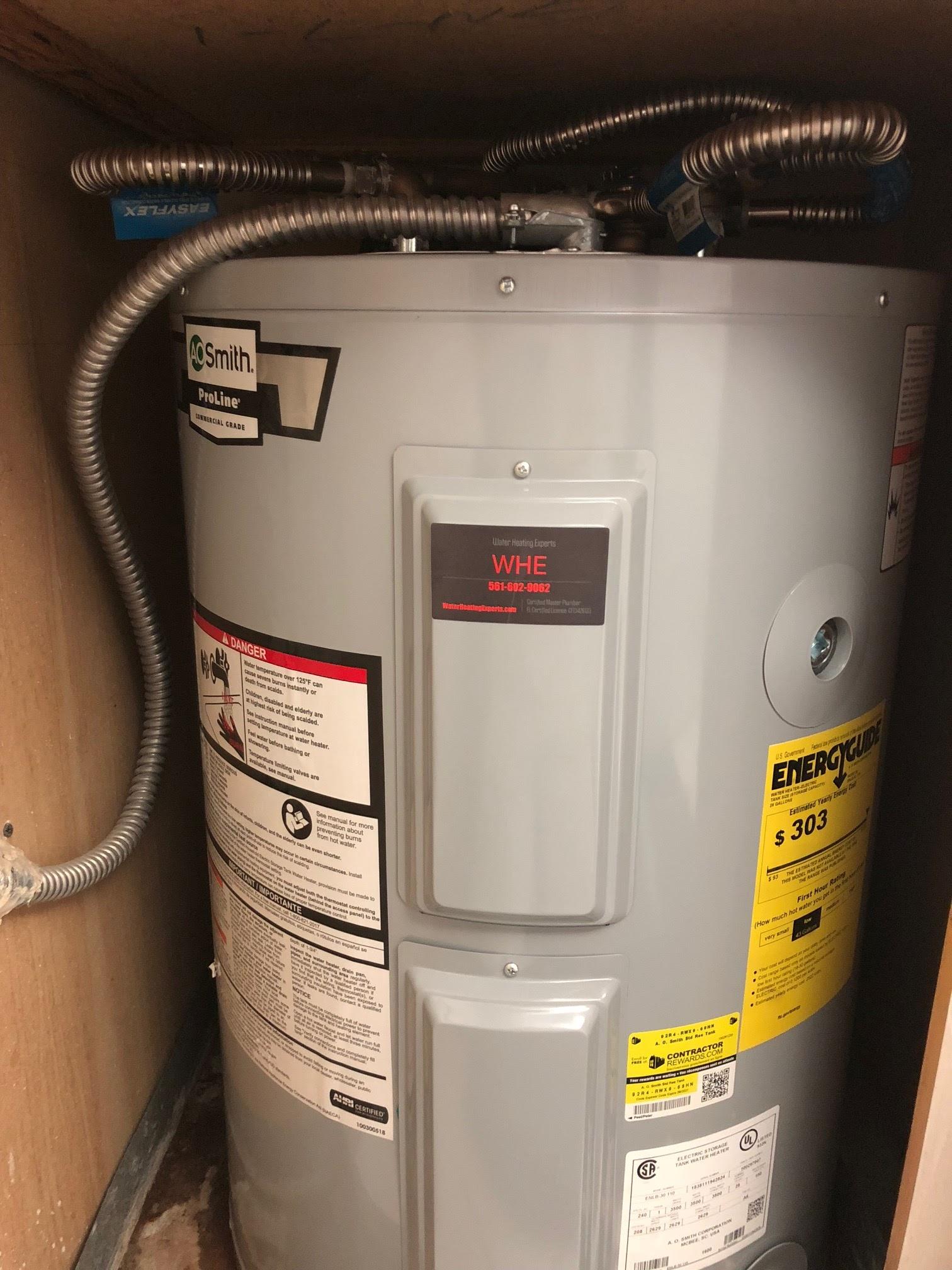 Plumber Water Heating Experts Jupiter - Palm Beach Gardens image