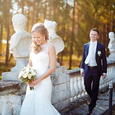 Wedding photographer Aleksandr Sergeevich (cinemawork). Photo of 27.12.2015