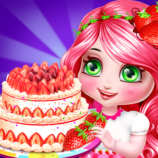 Strawberry Cake Maker Cooking Shortcake Games Google Play De