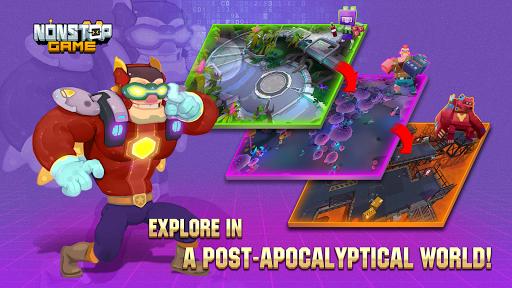 Nonstop Game: Cyber Raid 0.0.34 screenshots 15