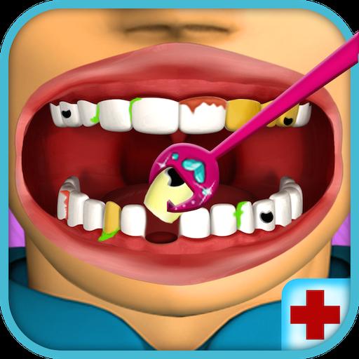 Elsa Dentist Surgery Simulator
