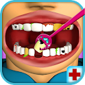 Elsa Dentist Surgery Simulator icon