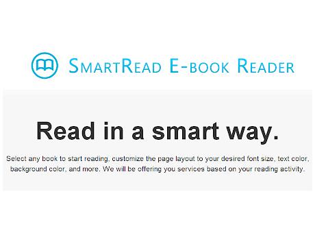 Smart-Read E-book Reader