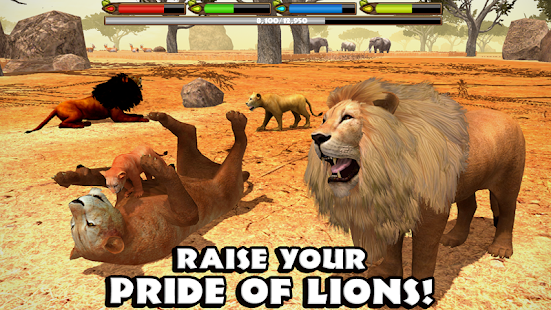Ultimate Lion Simulator- screenshot thumbnail