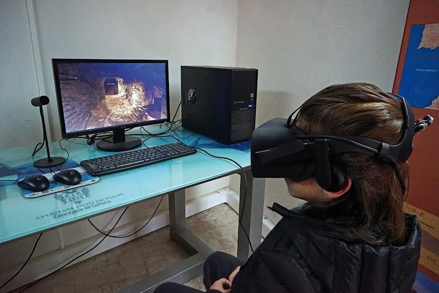 Pulpí, visita virtual a la Geoda más grande de Europa.