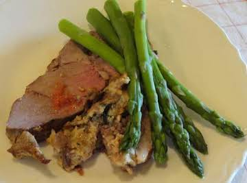 Stuffed Leg of Lamb Recipe