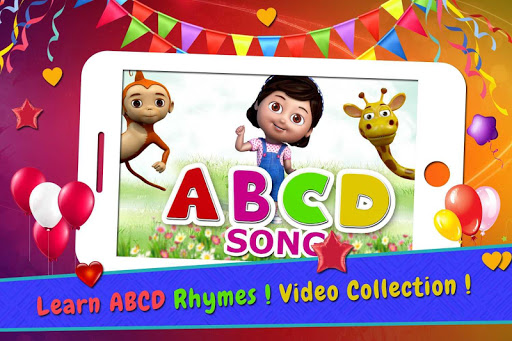 Nursery Rhymes Videos For Kids 1.0 screenshots 4