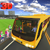 City High School Bus 2018: Driving Simulator PRO