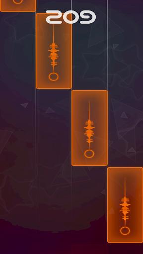 Whatever it Takes - Imagine Dragons EDM Tap Tiles 1.0 screenshots 5