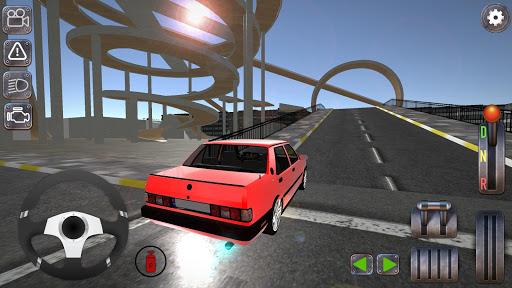 Sport  Car Racing Simulator apklade screenshots 1